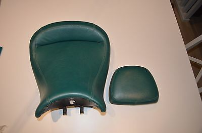 Bmw R1200C Cruiser Rider Seat And Solo Seat Pad