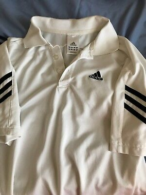 Adidas Men's Climalite Game Time Polo Short Sleeve Golf Shirt Size:S