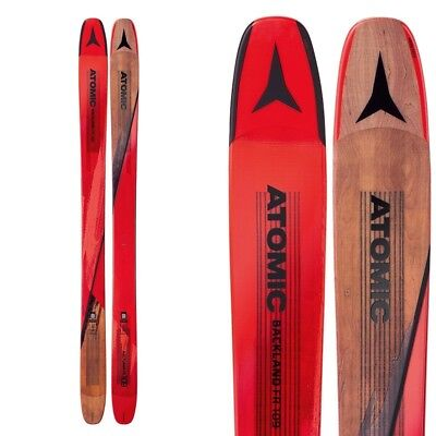skiing ski Fat Freeride ATOMIC BACKLAND FR 109 only skiing only ski 2017/18