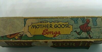 Vintage Movie Jecktor Film Mother Goose Songs Series No 150 1930's