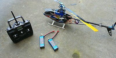 RTF 450 Remote Control Helicopter