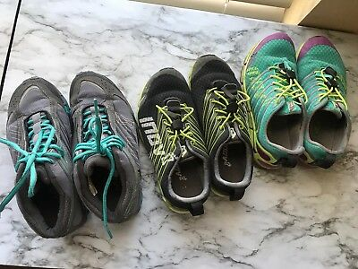 INOV-8 Women's Shoes SIZE 7 Lot of 3