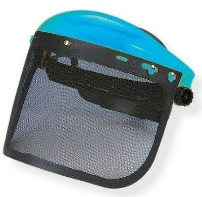 Face Shield Safety Visor Protective + Mesh