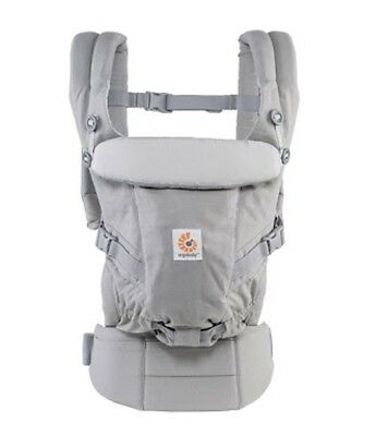 Ergo Baby Adapt Infant Carrier Pearl Grey