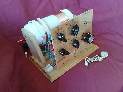 Crystal Radio - Loose Coupler