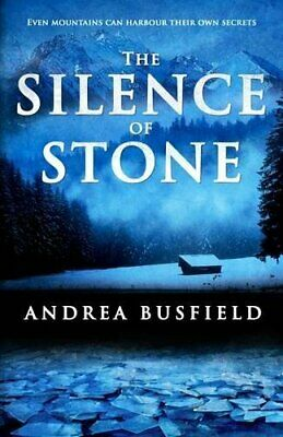 The Silence of Stone by Busfield, Andrea Book The Cheap Fast Free Post