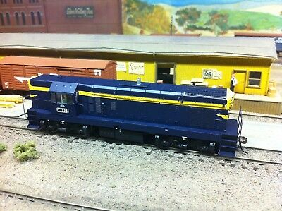 HO scale BRM T335 VR Blue and Gold.  Auscision/Austrains/Trainorama