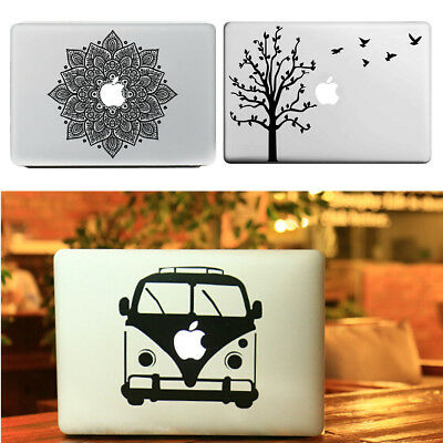 Laptop Decal Sticker Skin Cover For Apple MacBook Air Pro Mac 11'' 13'' 15'' 17""