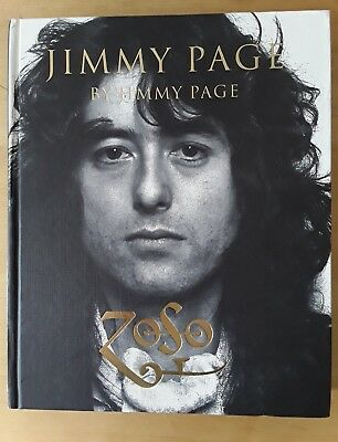 Jimmy Page (Led Zeppelin) by Jimmy Page Buch