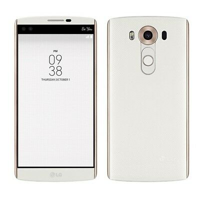 """64GB+4GB 5.7"""" LG V10 H900 4G Smartphone Android6.0 Hexa Core 16MP Touch ID Móvil"""