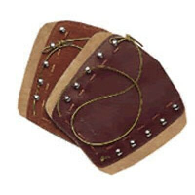 Neet Traditional Archery Leather Armguard