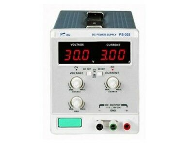Unisource PS-303 Dual Output DC Power Supply