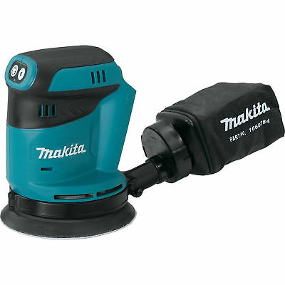"Makita XOB01Z 18V LXT Lithium-Ion 5"" Cordless Random Orbit Sander New in Box"
