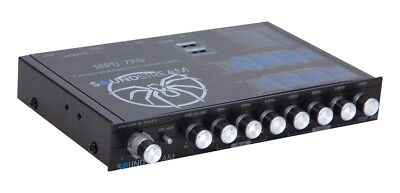 Soundstream MPQ-7XO 1/2 Din Multi Band Car EQ Equaliser very good product
