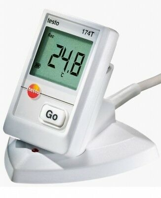 Testo 174T (0572 0561) Temperature Data Logger, 1-Channel