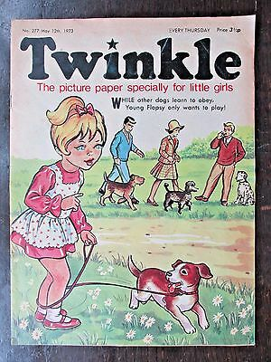 TWINKLE COMIC.  NO.277  MAY 12th.  1973.