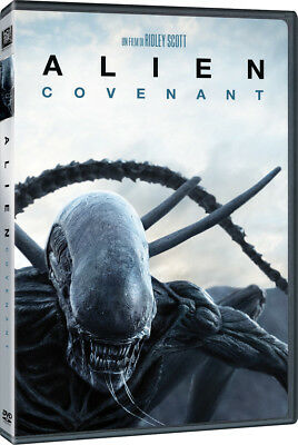 Alien: Covenant DVD 20TH CENTURY FOX