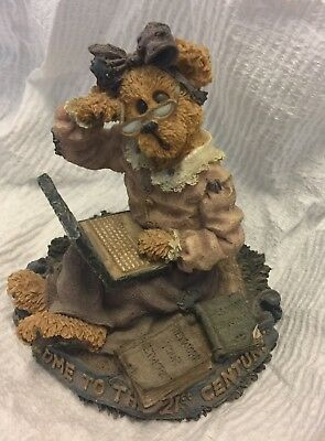 retired boyds bears figurines 1st edition Meg O Bytes style # 227759