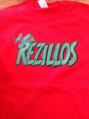 Can't Stand The Rezillos  T Shirt