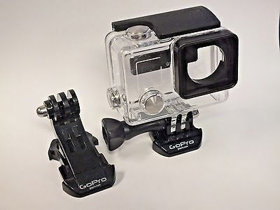 Genuine GoPro HERO3 & Hero4 non-LCD Slim Standard Housing Replacement Used Bulk