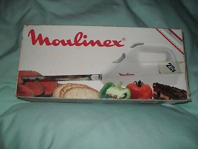 Moulinex Electric Carving Knife