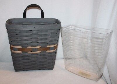 Longaberger CC Limited JW's Workshop Tall Key Basket Protector New #69 of 103