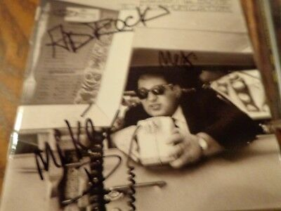 Beastie Boys - Ill Communication - signed CD cover & CD included