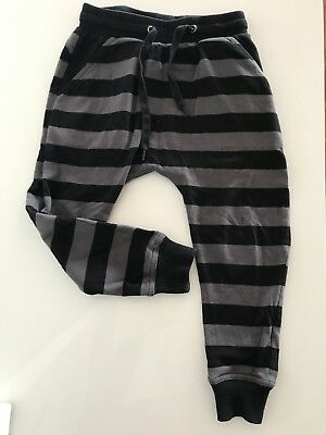 Rock Your Kid Trackies Size 4, used condition