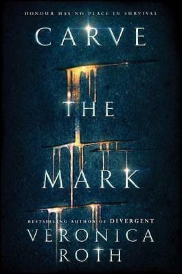 NEW Carve the Mark By Veronica Roth Paperback Free Shipping