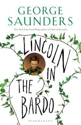 NEW Lincoln in the Bardo By George Saunders Paperback Free Shipping
