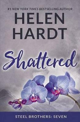 NEW Shattered By Helen Hardt Paperback Free Shipping