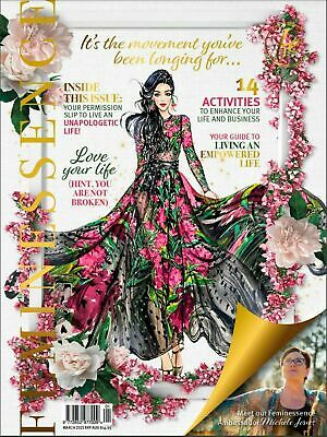 2018 The Australian Women's Health Diary Daily Journal A5 Week to View Open WTO