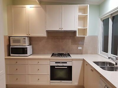 Quality Kitchen complete with stone Benchtops and Miele Oven