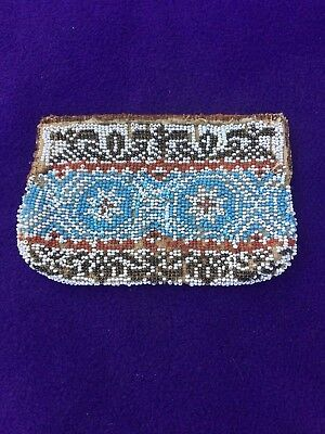 Native American Indian Beadwork Late 19th. C