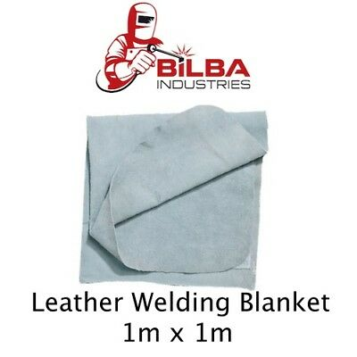 Leather Welding Blanket - 1m x 1m