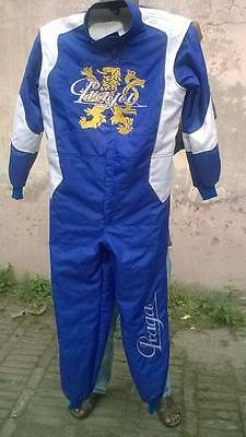 PRAGA Go Kart Race Suit CIK FIA Level 2 with free gift Gloves and balaclava