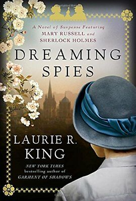 Dreaming Spies: A novel of suspense featuring Mary