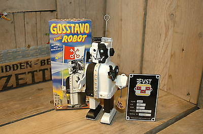 VST - Gosstavo Harlequin Robot made in Holland   Limited edition of 25 pieces !!