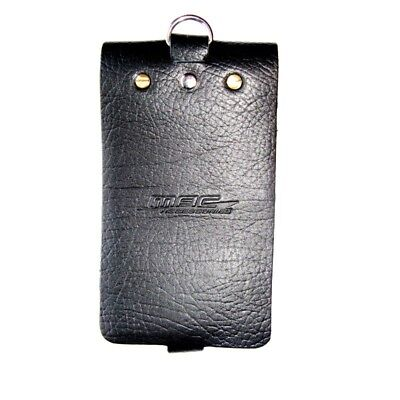 MAC Archery Leather Score Book/Pad with Ring Hook