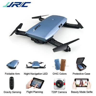 JJRC H47 Elfie Foldable Selfie Wifi Mini Drone FPV Quadcopter & Extra Battery AU
