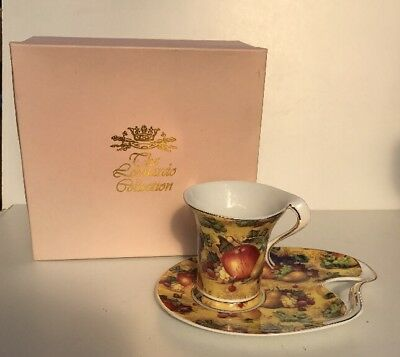 The Leonardo Collection Cup & Saucer Boxed Set