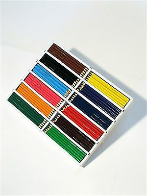 Brand New Colour Pencils - 240 Pack