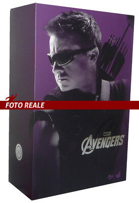 HOT TOYS MMS-172 THE AVENGERS HAWKEYE Ready to ship!