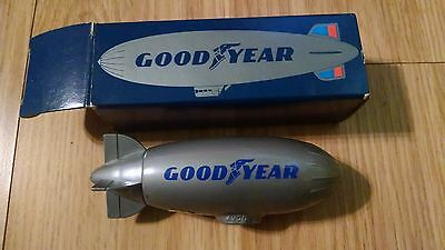 AVON Goodyear Blimp Everest After Shave bottle (empty) in original box