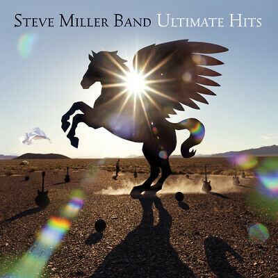 The Steve Miller Band : Ultimate Hits CD (2017) ***NEW*** FREE Shipping, Save £s