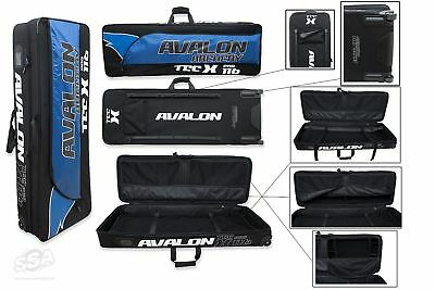 Avalon Tec-X Pro 116 Compound Trolley Black/blue