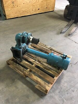 5 Hp Gusher Pump Model # 11030-Xlong