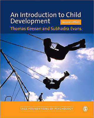 An Introduction to Child Development (SAGE Foundations of Psychology-ExLibrary