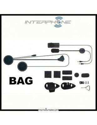 RXUK Audio Kit Interphone Cellularline series OFF-ROAD F-BEAT Bulk