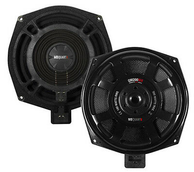 """OE Audio 20cm 8"""" Underseat Subwoofer Speaker For All BMW Car 1,3,5 Series X1 NEW"""